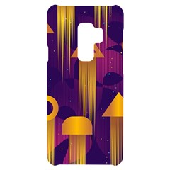 Background Pattern Non Seamless Samsung S9 Plus Black Uv Print Case