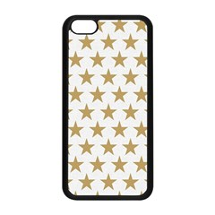 Gold Star Iphone 5c Seamless Case (black) by WensdaiAddamns