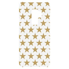Gold Star Samsung S9 Plus Black Uv Print Case by WensdaiAddamns