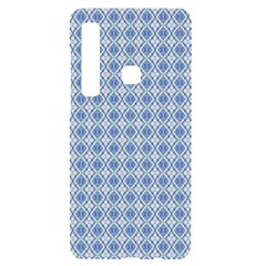 Argyle Light Blue Pattern Samsung Case Others by BrightVibesDesign