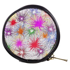 Fireworks Mini Makeup Bag by TimelessFashion