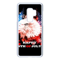 Happy 4th Of July Samsung Galaxy S9 Plus Seamless Case(white)