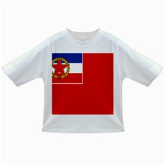 Naval Ensign Of Yugoslavia, 1949-1993 Infant/toddler T-shirts by abbeyz71