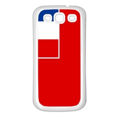 Naval Ensign Of Yugoslavia, 1949 1993 Samsung Galaxy S3 Back Case (white)