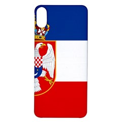 Naval Ensign Of Kingdom Of Yugoslavia, 1932 1939 Iphone X/xs Soft Bumper Uv Case