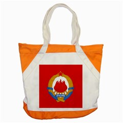 Naval Jack Of Yugoslavia, 1963 1993 Accent Tote Bag