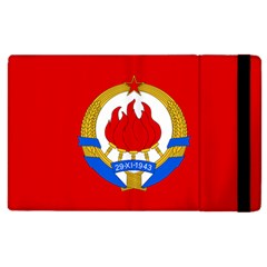 Naval Jack Of Yugoslavia, 1956-1963 Apple Ipad 3/4 Flip Case by abbeyz71