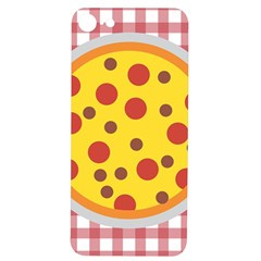 Pizza Table Pepperoni Sausage Copy Iphone 7/8 Soft Bumper Uv Case by Nexatart