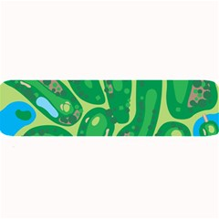 Golf Course Par Golf Course Green Copy Large Bar Mats