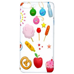 Summer Fair Food Goldfish Iphone 7/8 Plus Soft Bumper Uv Case by Nexatart