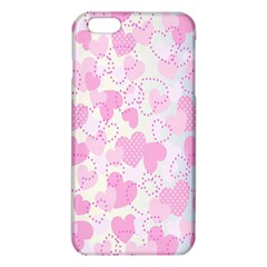 Valentine Background Hearts Bokeh Iphone 6 Plus/6s Plus Tpu Case by Nexatart