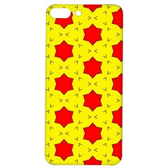 Pattern Red Star Texture Star Iphone 7/8 Plus Soft Bumper Uv Case