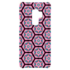Background Pattern Tile Samsung S9 Plus Black Uv Print Case