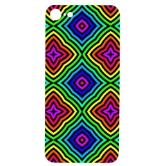 Pattern Rainbow Colors Rainbow Iphone 7/8 Soft Bumper Uv Case