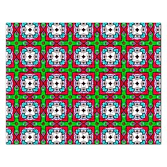 Squares Square Pattern Rectangular Jigsaw Puzzl