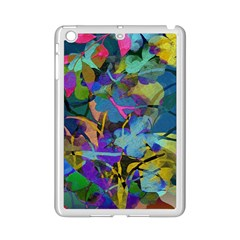 Flowers Abstract Branches Ipad Mini 2 Enamel Coated Cases by Nexatart