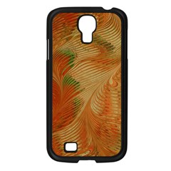 Mottle Color Movement Colorful Samsung Galaxy S4 I9500/ I9505 Case (black)
