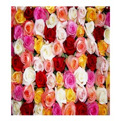 Roses Color Beautiful Flowers Shower Curtain 66  X 72  (large)  by BangZart