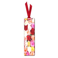 Roses Color Beautiful Flowers Small Book Marks by BangZart