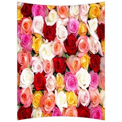 Roses Color Beautiful Flowers Back Support Cushion by BangZart