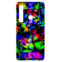 Multicolored Abstract Print Samsung Case Others