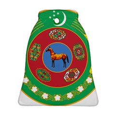 Turkmenistan National Emblem, 2000-2003 Ornament (bell)