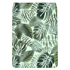 Medellin Leaves Tropical Jungle Removable Flap Cover (l) by Pakrebo