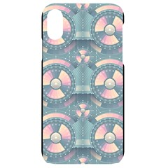 Seamless Pattern Seamless Design Iphone Xr Black Uv Print Case