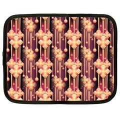 Illustrations Seamless Pattern Netbook Case (XL)