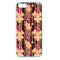 Illustrations Seamless Pattern Apple Seamless iPhone 5 Case (Color)