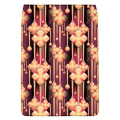 Illustrations Seamless Pattern Removable Flap Cover (L)