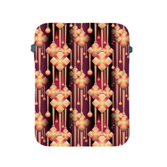 Illustrations Seamless Pattern Apple iPad 2/3/4 Protective Soft Cases
