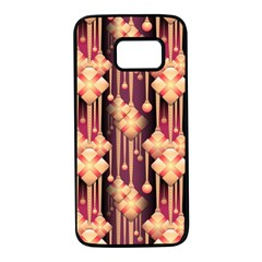 Illustrations Seamless Pattern Samsung Galaxy S7 Black Seamless Case