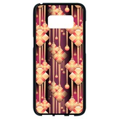 Illustrations Seamless Pattern Samsung Galaxy S8 Black Seamless Case