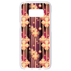 Illustrations Seamless Pattern Samsung Galaxy S8 White Seamless Case
