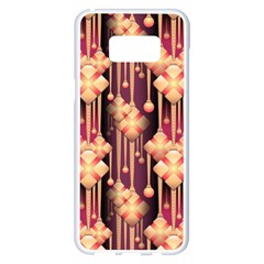 Illustrations Seamless Pattern Samsung Galaxy S8 Plus White Seamless Case