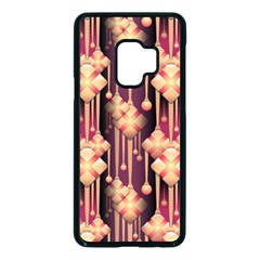 Illustrations Seamless Pattern Samsung Galaxy S9 Seamless Case(Black)