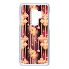 Illustrations Seamless Pattern Samsung Galaxy S9 Plus Seamless Case(White)