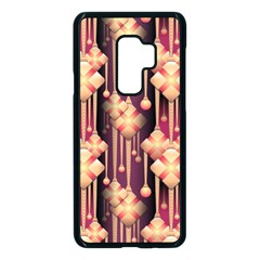 Illustrations Seamless Pattern Samsung Galaxy S9 Plus Seamless Case(Black)