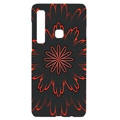 Fractal Glowing Abstract Digital Samsung Case Others