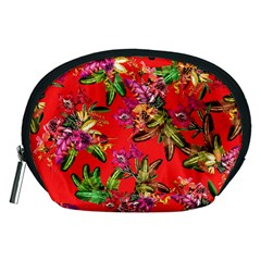 Tropical Paradise Accessory Pouch (medium) by tarastyle