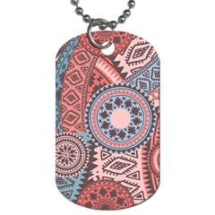 Print Dog Tag (two Sides) by Sobalvarro
