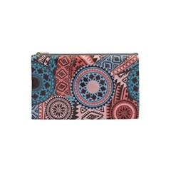 Print Cosmetic Bag (small) by Sobalvarro