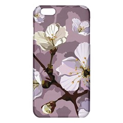Peach Blossom Seamless Pattern Vector Iphone 6 Plus/6s Plus Tpu Case by Sobalvarro