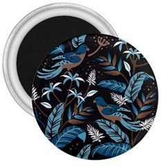 Birds In The Nature 3  Magnets by Wmcs91