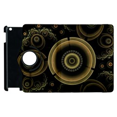 Fractal Fractal Art Fantasy Apple Ipad 3/4 Flip 360 Case