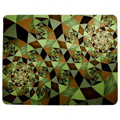 Fractal Mosaic Abstract Fractal Art Jigsaw Puzzle Photo Stand (rectangular)