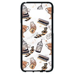 Hufflepuff Pattern Samsung Galaxy S8 Black Seamless Case by Sobalvarro