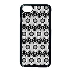 Pattern Abstractstyle Seamless Iphone 8 Seamless Case (black)