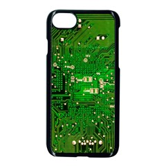 Background Green Board Business Iphone 8 Seamless Case (black)